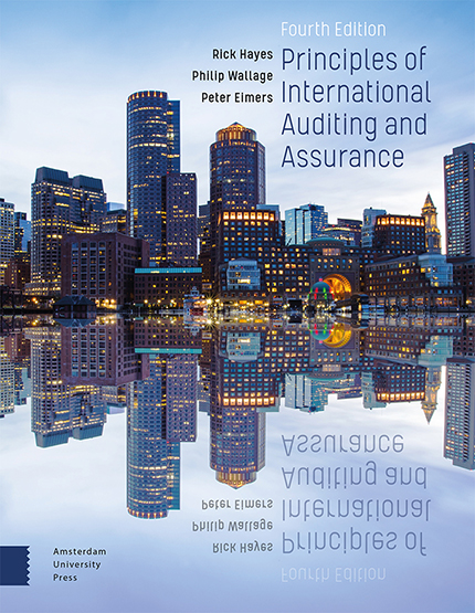 Cover Principles of International Auditing & Assurance
